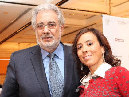 Reunion with Master Plácido Domingo
