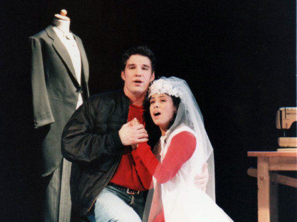 María in 'West Side Story' (Salzburg)