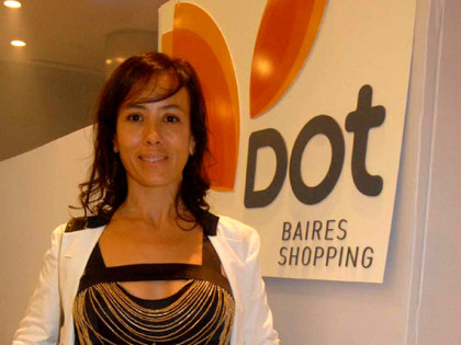 Opening of DOT Baires Shopping Mall