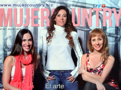 Revista Mujer Country