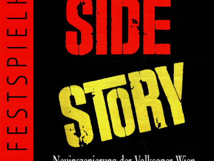WEST SIDE STORY VOLKSOPER WIEN