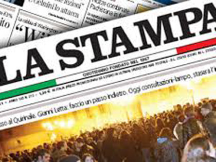 La Stampa newspaper (Italia)